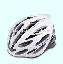 White Safety Cycling Cheap Bicycle Helmet