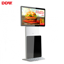 Best Type Of 49 inch rotating kiosk free standing digital signage display stand
