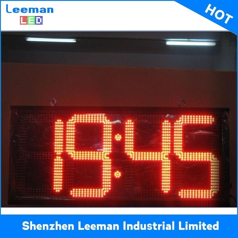 led countup/down displays digital led scoreboard HD INDOOR LED SCREEN