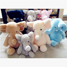 Wholesale Stock New Arrivals Elephant Plush <strong>Toys</strong>
