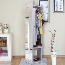 New arrival fuction dressing mirror with jewelry storage