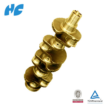 Top sales used for PE6 truck diesel engine crankshaft