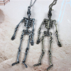 Hot sale fashion personality skeleton necklace sweater chain of high-end jewelry