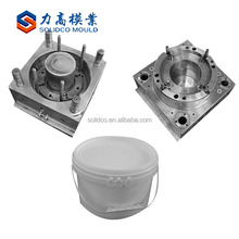 Directly Best Quality Cheap Custom Professional Paint Bucket Mould Plastic Paint Bucket Body Mould
