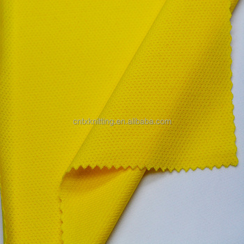 polyester jersey fabric for waterpoof sportswear lining fabric wholesale