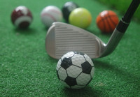 Funny design Novelty sport training golf ball gift set