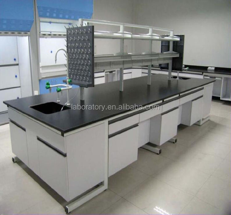 Science Biology Physics Chemistry Lab Design