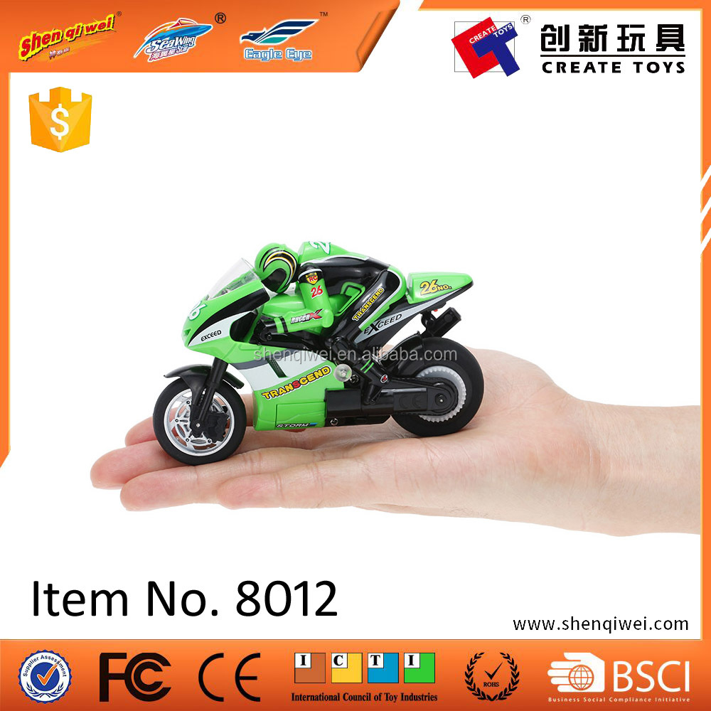 2017 Hot sale remote control toys 4CH rc motorcycle