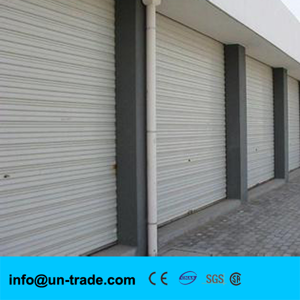 Automatic vertical sliding door