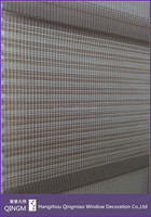 Simple Curtain Design Zebra Blinds Double Folded Zebra Blind