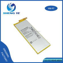 China manufacturers original quality replacement mobile phone battery for HB3543B4EBW For HUAWEI Ascend P7