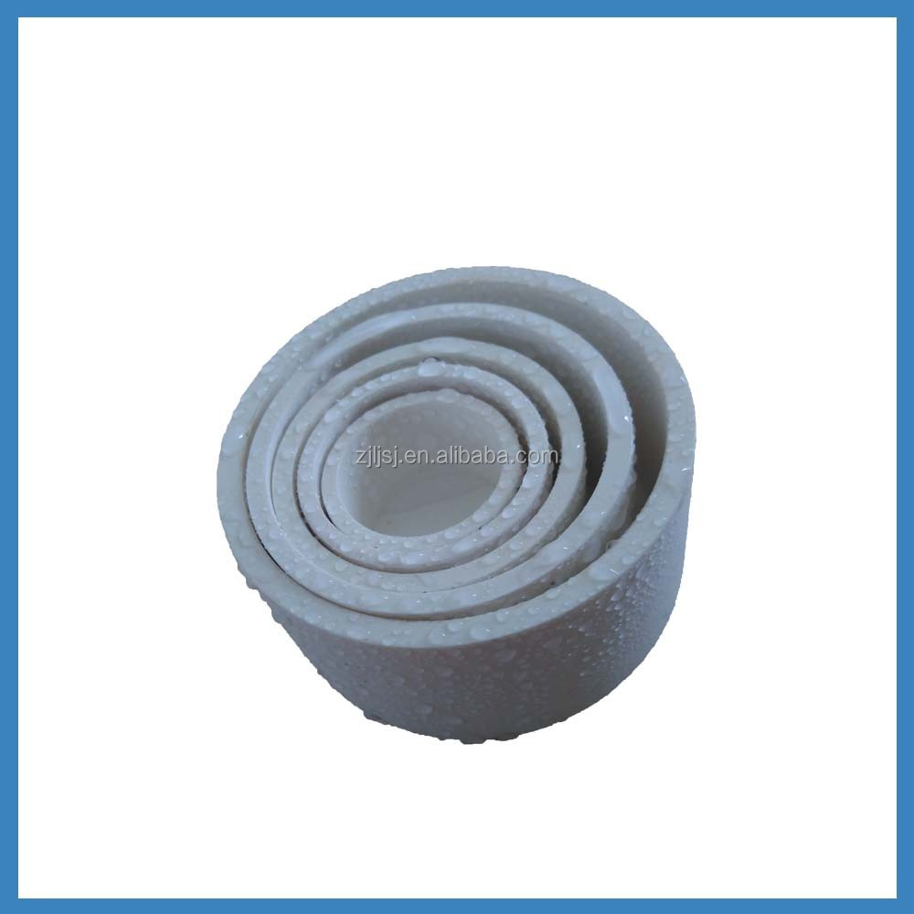High Pressure CPVC End Cap Pipe Fittings For Water Supply