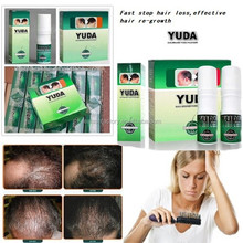100% healthy&effective 7 days hair rebounding YUDA hair grow spray fast hair loss prevention