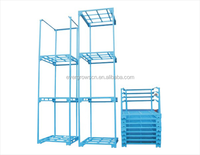 steel Stackable and Collapsible tyre Stillages