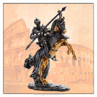 2014 China Supplier hot new products wholesale figurines of knights
