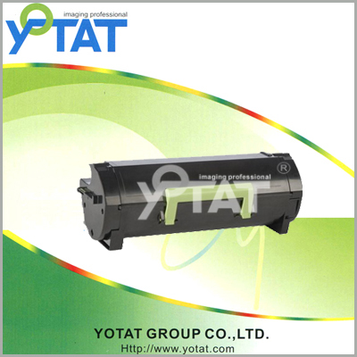YOTAT Printer cartridge for Laxmark MX310 Laser toner cartridge MX310