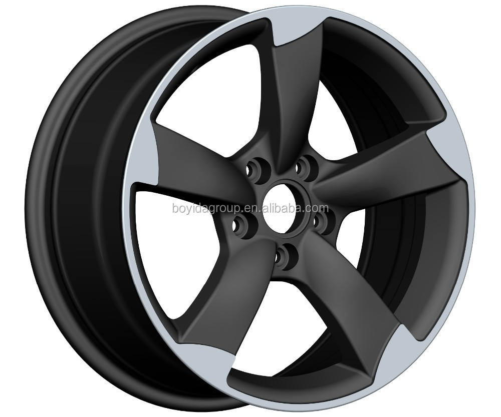 18x8/8.5/9 Alloy wheel rims , universal rims wheels