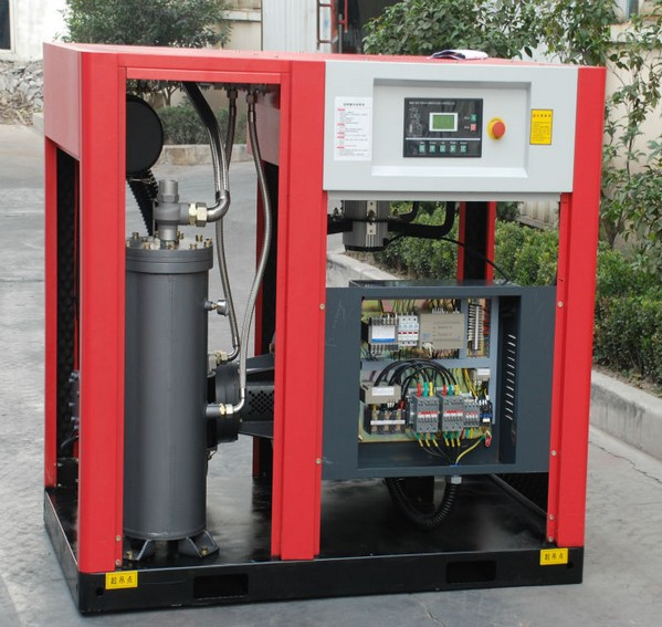 500Kw Driect Driven Double Screw Air Compressor