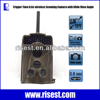 mmsinfrared camera detector with night vision No Glow Wide View Angle Waterproof Extenal Antenna