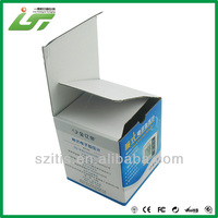 High quality China wholesale see through packaging box