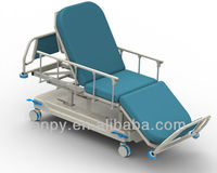 Hot sales hospital recliner chair bed