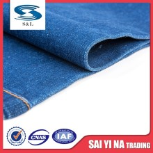 Cotton/polyester/spandex denim fabric in hot sale & good quality