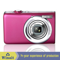 "2014 hot digital camera 12mega pixels max 2.4"" LCD display 8x digital zoom"