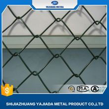 commercial galvanized chain link fence gates dog kennel with barbed wire
