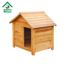 wooden outdoor the waterproof dog kennel wholesale designed