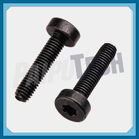 DIN 34802 Torx Cheese Head Screw With Black Oxide