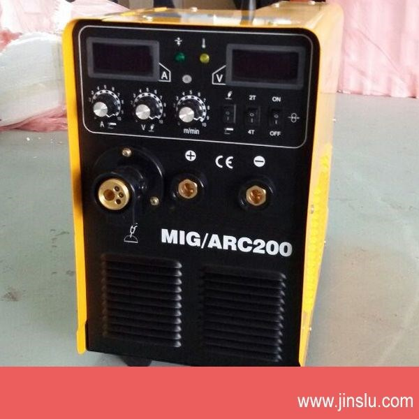 Inverter CO2 Gas Shielded Arc Welding Machine MIG-200 IGBT