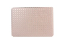 bling glitter polka dot leather tablet case for macbook air 13.3 inch