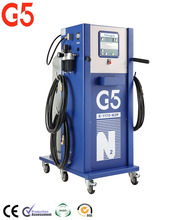ZhuHai G5 Full Automatic Digital and High Pressure Nitrogen Generator Tire filling System for 6 Tyres Inflation with CE