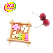 Heart shape tic tac tablet candy