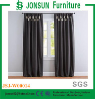 2018 wholesale fire retardant blackout arab style curtains fabric curtain