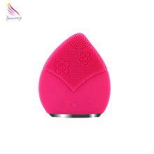 Vibrating device blackhead extractor skin scrubber for facial cleaning