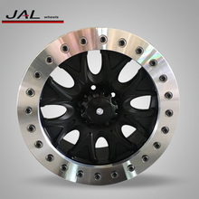 16x7 Deep Dish Alloy Rim with Genuine Beadlock for SUVs