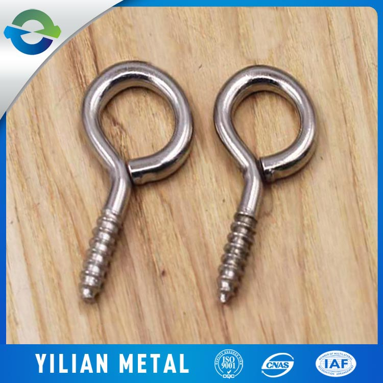Customized Iron Steel Ceramic Tile Wall Hook And Eye Tape