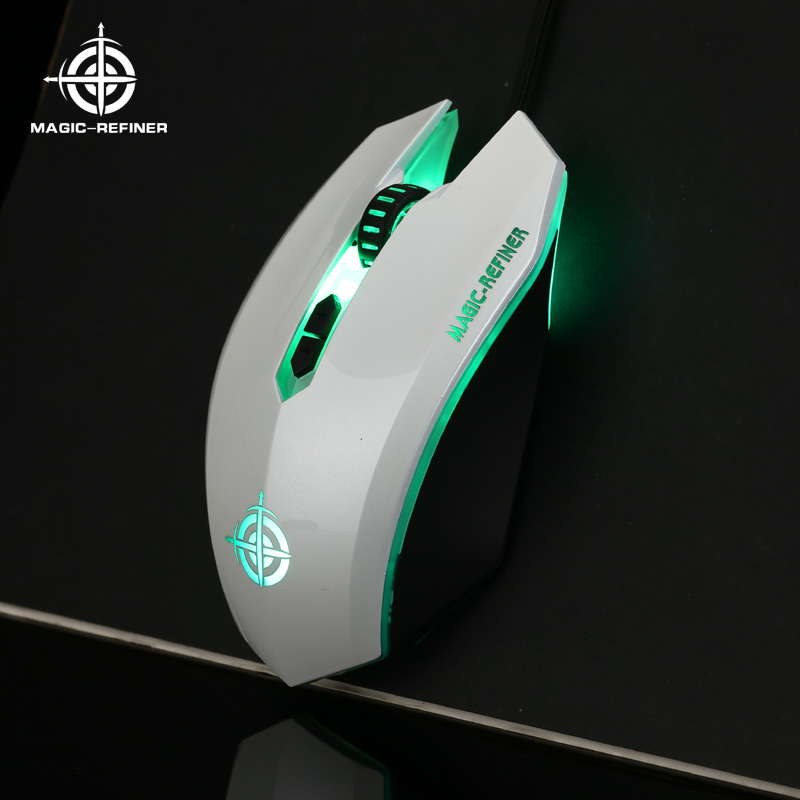 Latest Auto Track System Led backlight mouse gamer with Ergonomic design