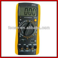 Factory price WH98C digital multimeter with frequency