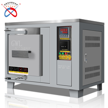 Digital PID Program Control 1800 degree Celsius Chamber Laboratory Electric Muffle Furnace