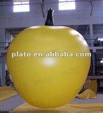 advertising inflatable helium balloon/Fruit/vegetable