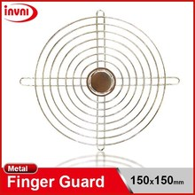 Good Quality Metal Finger Fan Guard 150x150mm (S-9 15CM/7T)
