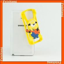 2016 hot creative mobile phone case high quality silicone universal Cell phone case