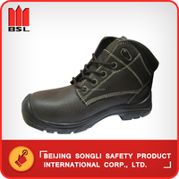 SLS-2015 Buffalo Leather Safety shoes