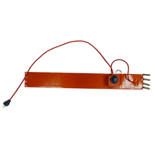 12V 110V DC Battery And Waterproof Flexible Electric Silicone Rubber Heater Solar Powered Portable Heater Heating Pad