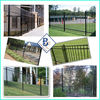 cost of steel fence