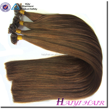 Best Quality Double Drawn Thick Bottom Factory Price human hair utips extensions russian