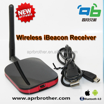 Wireless iBeacon receiver /sniffer Low energy module