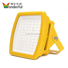 ATEX Approved 5-year Warranty LED Explosion-proof Lighting 80W 100W for Oil Plant Factory